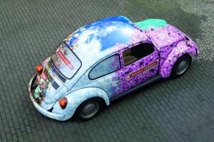 Klenke Käfer Fahrzeug