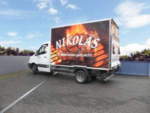 Klenke LKW Fahrzeug