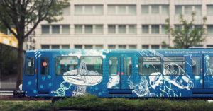 Klenke Straßenbahn Fahrzeug