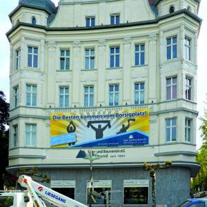 Klenke Banner Schilder