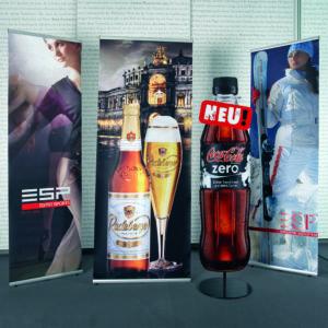 Klenke Displays Schilder