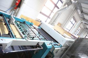 Klenke Druckerei Siebdruck