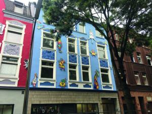 Klenke Fassadenwerbung Werbetechnik